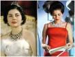 """Vẻ đẹp """"đặc biệt"""" của Hoàng hậu Iran bị ép ly hôn vì vô sinh"""