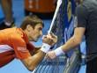 Vô vàn kiểu bắt tay tennis: Lừ mắt, bĩu môi, khinh thường
