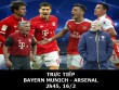 Chi tiết Bayern Munich - Arsenal: Muller giải hạn (KT)