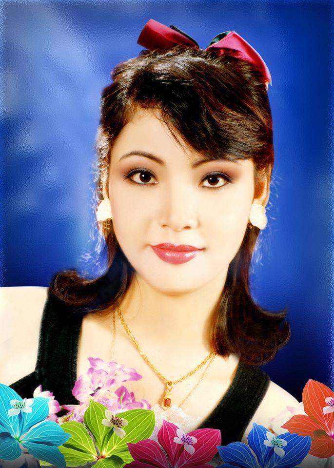 Chị gái xinh đẹp, đi khắp nơi của Hồ Quỳnh Hương - 2