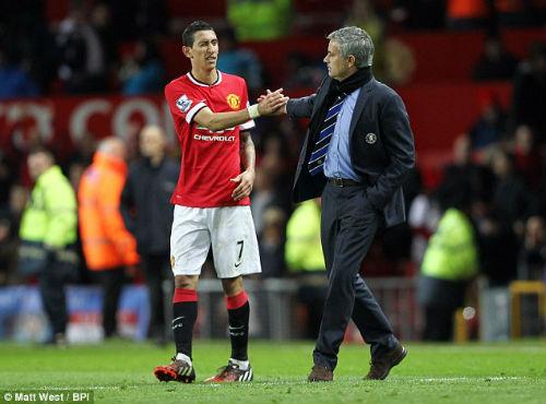 """MU """"lạc trôi"""" Di Maria: Giá như Mourinho đến sớm - 2"""
