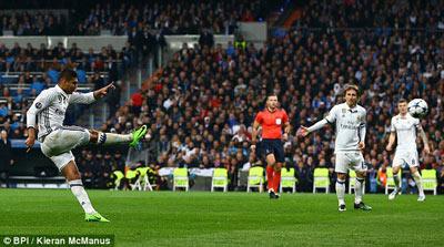 Chi tiết Real Madrid - Napoli: Đẳng cấp nhà vô địch (KT) - 8