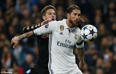 Chi tiết Real Madrid - Napoli: Đẳng cấp nhà vô địch (KT) - 9