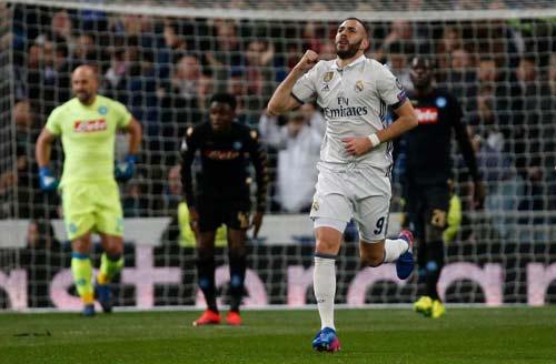 Real Madrid: Duyên Cúp C1, Benzema vượt mặt Henry - 1