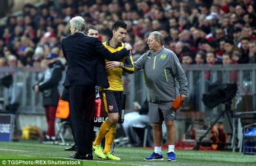 """Góc chiến thuật Bayern – Arsenal: Mũi khoan vào """"họng Pháo"""" - 3"""
