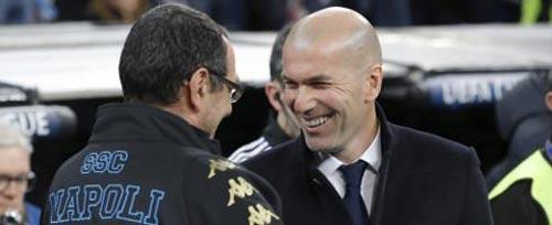 Real hạ Napoli: Zidane hứng khởi, học trò cẩn trọng - 1