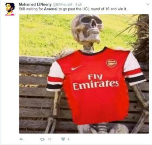 Arsenal thua thảm Bayern, Wenger không mong tha thứ - 7
