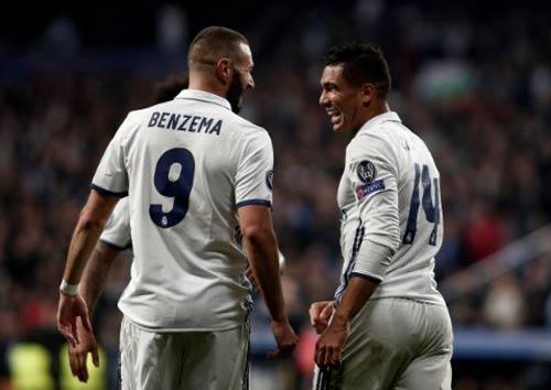 Real thắng Napoli 3-1 ở lượt đi: Đừng có mừng sớm - 2