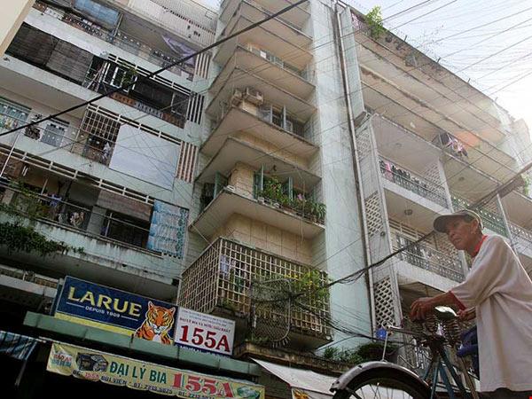 Đổi căn hộ chung cư cũ lấy mới: Được không? - 1