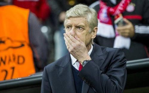 """6 mùa liên tiếp Arsenal gây """"choáng"""" vòng 1/8 Cup C1 - 4"""