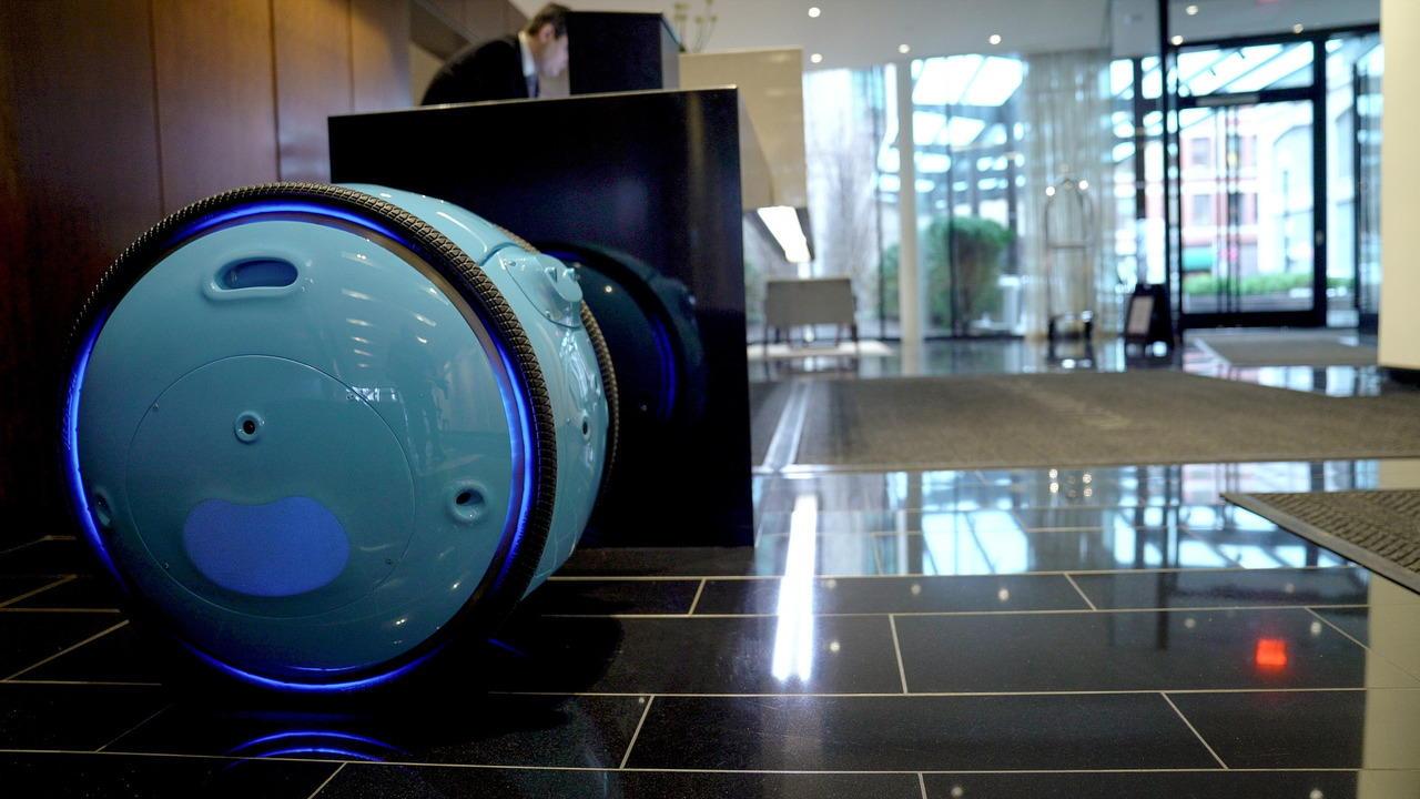 Piaggio giới thiệu xe tự hành Gita và Kilo - 3