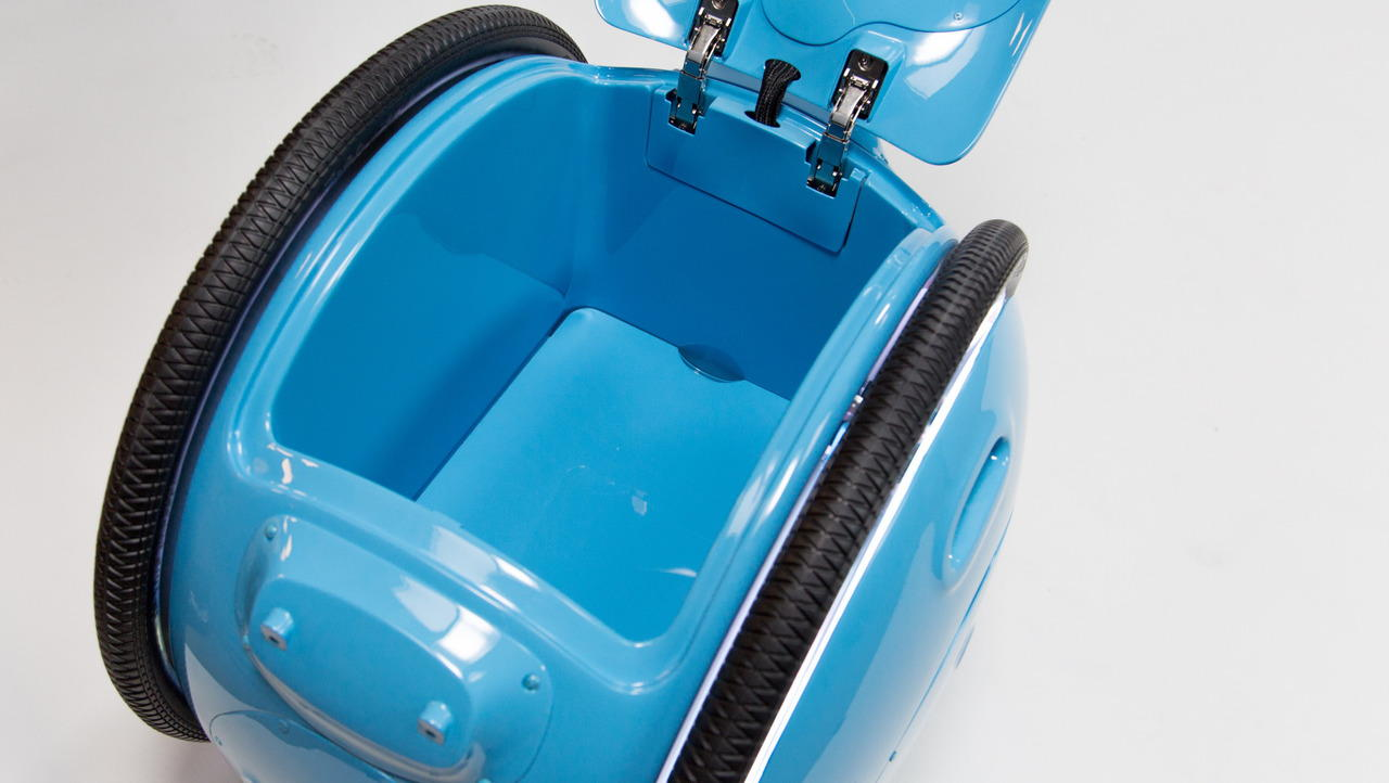 Piaggio giới thiệu xe tự hành Gita và Kilo - 6