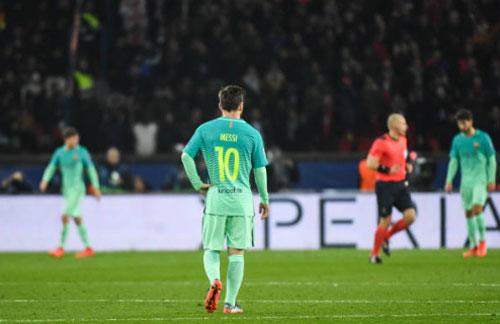 """Khoảng tối của """"thiên tài"""": 5 trận tệ nhất của Messi - 1"""