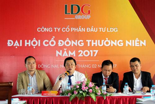 LDG GROUP 2017: Cổ đông phấn khởi trước cam kết lợi nhuận từ HĐQT - 2