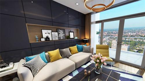 Sắp ra mắt Tổ hợp căn hộ Vinhomes Green Bay - 4