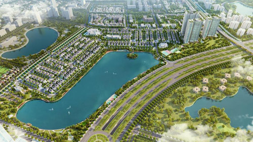 Sắp ra mắt Tổ hợp căn hộ Vinhomes Green Bay - 2
