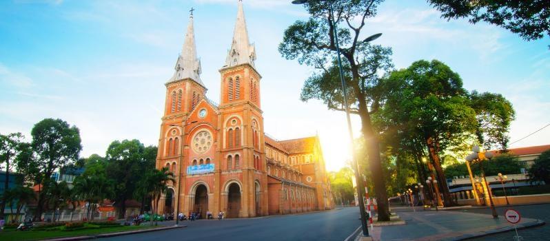 Sài Gòn vào top điểm đến rẻ nhất thế giới năm 2017 - 1