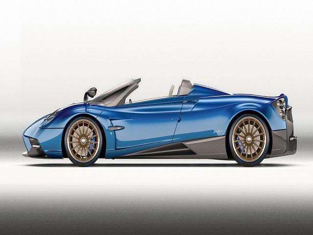 Pagani Huayra Roadster nhẹ hơn, mạnh hơn giá 54,6 tỷ đồng - 3