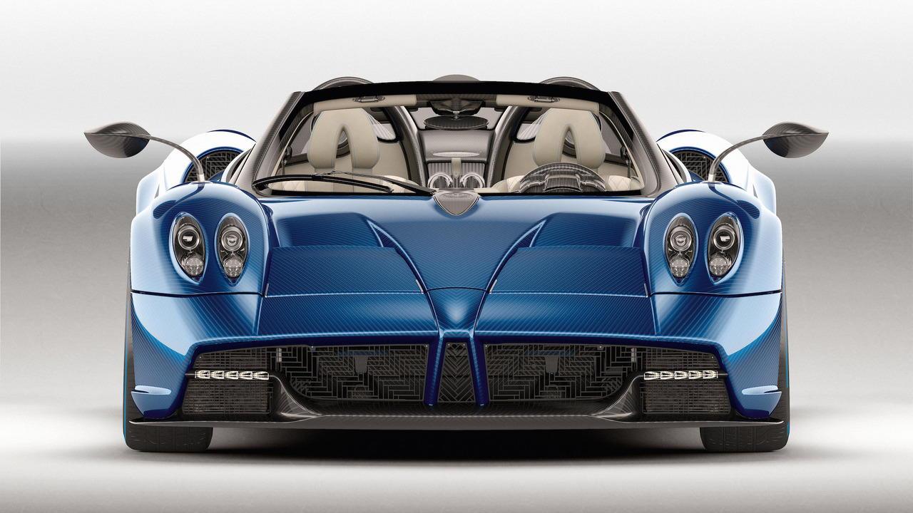 Pagani Huayra Roadster nhẹ hơn, mạnh hơn giá 54,6 tỷ đồng - 2