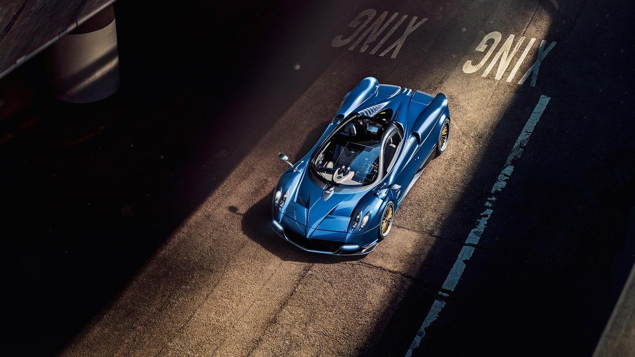 Pagani Huayra Roadster nhẹ hơn, mạnh hơn giá 54,6 tỷ đồng - 9