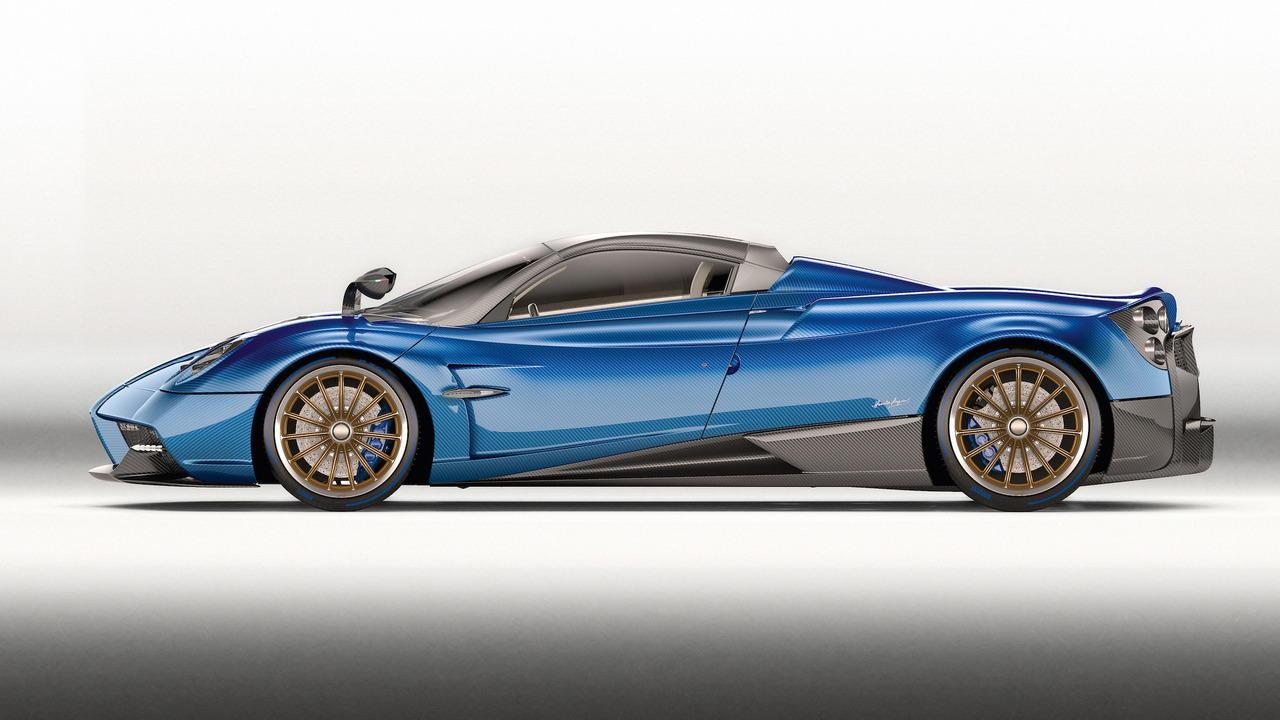 Pagani Huayra Roadster nhẹ hơn, mạnh hơn giá 54,6 tỷ đồng - 5