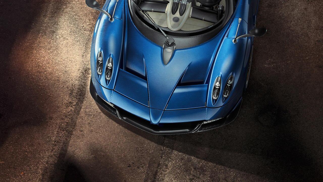 Pagani Huayra Roadster nhẹ hơn, mạnh hơn giá 54,6 tỷ đồng - 8