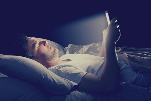 Android đã có chế độ bảo vệ mắt ban đêm - 1