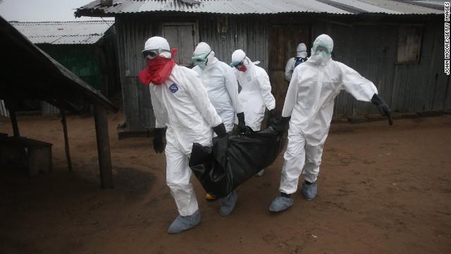 Tìm ra nguyên nhân chính khiến Ebola bùng phát thành đại dịch - 1