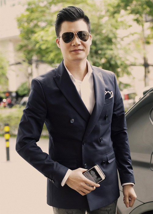 Con trai Quang Dũng xuất hiện trong liveshow của bố - 1