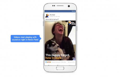 Facebook nâng cấp các tính năng mới cho video trên dòng thời gian - 1