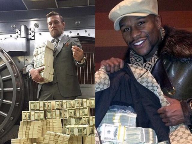 Đại chiến tỷ đô: McGregor - Mayweather vác xế mắng nhau - 7