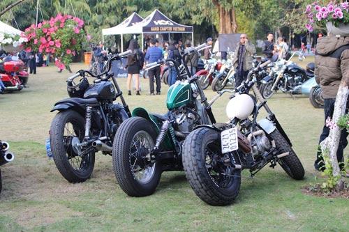 Harley Davidson tổ chức đại hội mô tô tại Vinhomes Riverside - 1