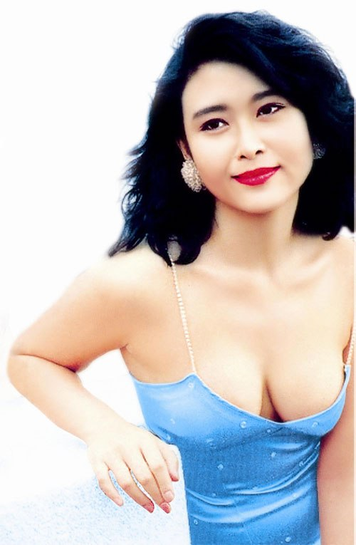4 hoa - á hậu Hồng Kông gây chấn động vì đóng phim 18+ - 3