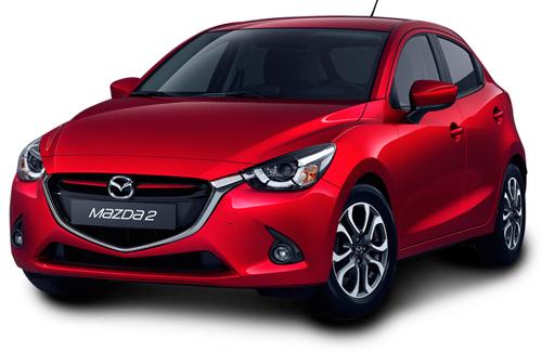 Mazda2 2017 giá 345 triệu đồng đối đầu Toyota Vios - 1