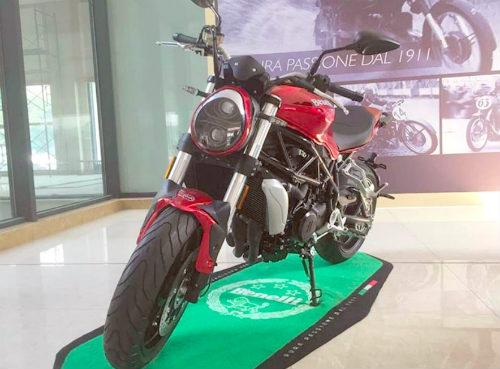Benelli 750cc mới đã sẵn sàng vào sản xuất - 2