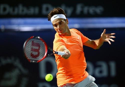 """Các giải tennis ATP 500: """"Cảm hứng kép"""" Federer - Nadal - 1"""