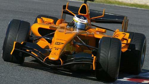 F1, McLaren tìm lại hào quang: Con đường chông gai - 2