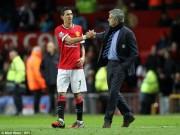 MU  lạc trôi  Di Maria: Giá như Mourinho đến sớm