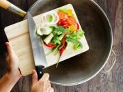 Sức khỏe đời sống - 8 sai lầm khi chế biến rau, củ dễ gây ung thư