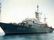Thế giới - Tàu do thám Nga cách căn cứ tàu ngầm Mỹ 48km