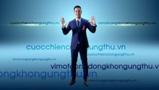 MC Phan Anh tiếp tục quay clip về sức khỏe ung thư