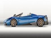 Tư vấn - Pagani Huayra Roadster nhẹ hơn, mạnh hơn giá 54,6 tỷ đồng