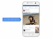 Facebook nâng cấp các tính năng mới cho video trên dòng thời gian