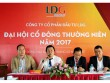 LDG GROUP 2017: Cổ đông phấn khởi trước cam kết lợi nhuận từ HĐQT