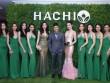Hồng Đăng rạng rỡ bên 2 Á hậu trong buổi ra mắt mỹ phẩm HACHI