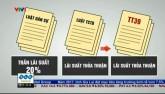 Bỏ trần lãi suất cho vay để tín dụng theo cơ chế thị trường