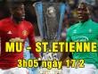 Chi tiết MU - St.Etienne: Ibra có hat-trick (KT)