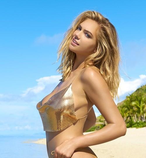 """Siêu mẫu áo tắm """"đắt nhất hành tinh"""" nóng bỏng trên đảo vắng - 11"""