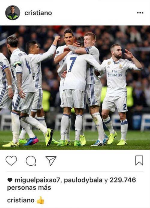 """""""Messi mới"""" nịnh Ronaldo, đánh tiếng đến Real Madrid - 1"""