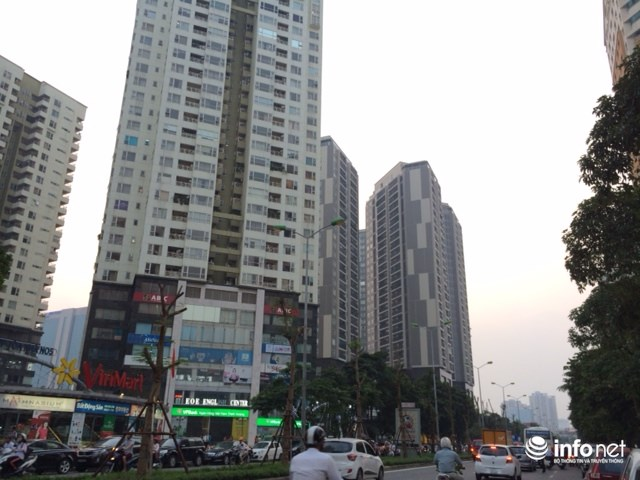 Hà Nội: Giá căn hộ chung cư khu vực nào giảm mạnh nhất? - 1